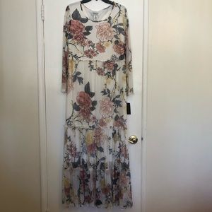 NWT Enfocus Studio Floral Dress